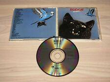 BUDGIE JAPAN CD - IMPECKABLE in MINT