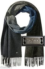 NWT Hugo Boss TAILORED By Hugo Boss Virgin Wool-Cashmere Scarf
