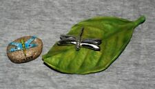 Dragonfly set of 2 Insect Home Garden Decor Decorative Ornament Decoration B