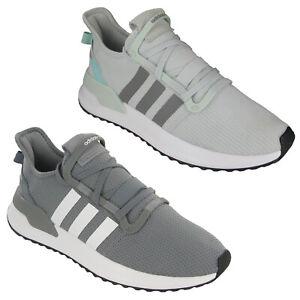 Adidas Mens Running Trainers 'U Path Run' Mesh Lightweight Shoes UK8 - 11.5
