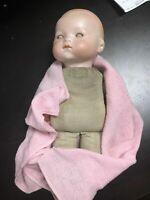 "Antique German Doll Amanda Marseille AM- 341/4k - 17"" Tall- Baby Socket Body4474"