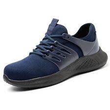 Mens Steel Toe Cap Work Safety Shoes Waterproof Working Running Sports Sneakers