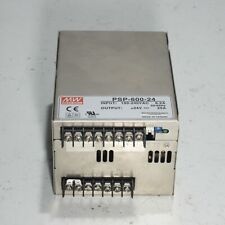 MEAN WELL 24V DC 25A 600W SINGLE OUT POWER SUPPLY - P/N - PSP-600-24