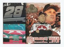 2001 Premium PERFORMANCE DRIVEN #PD7 Ricky Rudd BV$5!!