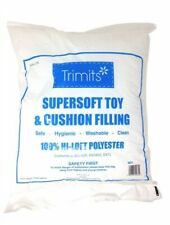 Trimits Supersoft Toy & Cushion Filling 100 Hi Loft Polyester 2bags 500g