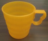 Tupperware J 25 Junge Welle Tasse 350 ml Orange Neu OVP
