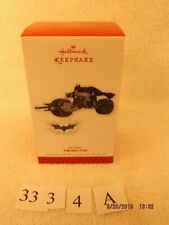 2013 Hallmark Keepsake Bat Pod (Batcycle) Top Quality Unopened