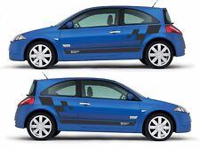 Renault Megane 225 sport trophy f1  R26 stripes decals stickers graphics