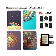 For Kindle Paperwhite Case/Cover Paperwhite 1/2/3 & Kindle 6 Auto Sleep/Wake