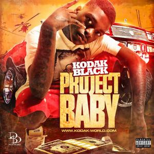 For Kodak Black Project Baby Art Music Album Poster HD Canvas Print Home Decor