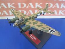 Die cast 1/144 Modellino Aereo Aircraft Junkers Ju 88A-4 Germany