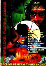 PAPERBACK PULP AND COMIC COLLECTOR MAGAZINE VOL3  EX CONDITION