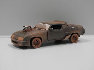 "1:24 1973 Ford Falcon XB - Last Of The V8 Interceptors ""Mad Max"" Greenlight 8405"