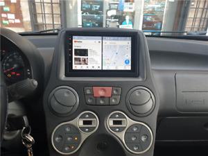 "Kit Autoradio 7"" Android per Fiat Panda 169 2003-2012 navi GPS Wi-fi BT"