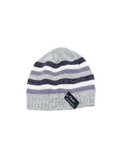 Chuns Fashion Baby Girls Knitted Striped Winter Hat Size 18-24 months