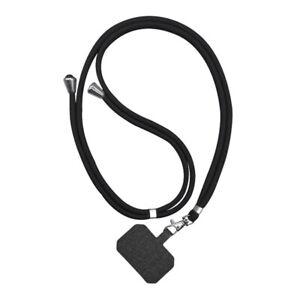 Universal Crossbody Nylon Patch Phone Lanyards Rope Mobile Phone Strap Lany MO