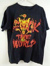 insane clown posse t shirt i.c.p. juggalo f.t.w. hatchet man large
