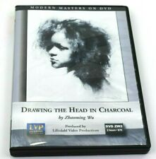 Zhaoming Wu: Drawing the Head in Charcoal Art Instruction DVD
