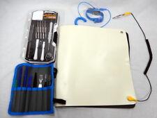 25 pc Smart Phone Repair Tool Kit + ESD Anti Static Mat w/ Wrist Strap