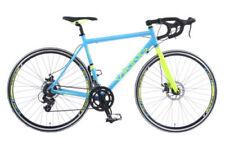 Biciclette da corsa blu in alluminio