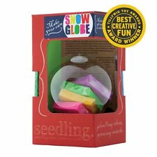 Seedling Toys UK Creative Gifts for Kids Make A Snow Globe - Arts and Crafts