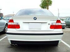 Für BMW E46 Limo Heck Spoiler Spoilerlippe Kofferraum Lippe Heckspoilerlippe-