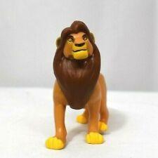 Disney Authentic SIMBA LION KING FIGURINE Cake TOPPER Toy NEW