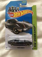 HOT WHEELS BLACK TOYOTA 2000 GT