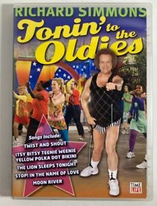 Richard Simmons: Tonin' to the Oldies (DVD, 2010)