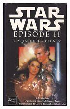 STAR WARS FLEUVE NOIR N° 49 attaque clones épisode II  BE+
