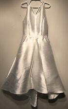 Speechless Big Girls Ivory Embellished Jeweled Pockets Gown Formal Dress Size 10