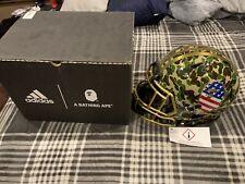 New listing Adidas x Riddell x BAPE Football Helmet Camo Super Bowl LIMITED EDITION!