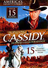 Hopalong Cassidy: 5 Classic Feature Film Westerns (DVD, 2014, 3-Disc Set) NEW