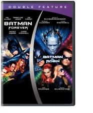 Batman Forever Batman Robin 0883929203260 DVD Region 1 P H