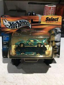 Rare 2001 Hot Wheels Select Pete Hamilton #40
