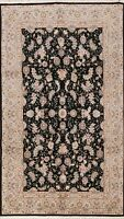 Wool/ Silk Floral Traditional Chinese Area Rug Classic Hand-knotted 6x9 Carpet