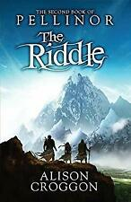 Riddle by Croggon, Alison