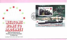 Military, War Decimal Alderney Regional Stamp Issues