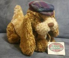 Ganz Cottage Collectibles Barkley the Brown Dog Plush 1995 By Lorraine