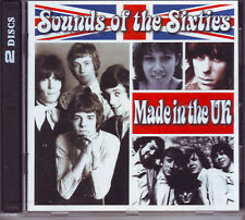 TIME LIFE - SOUNDS OF THE SIXTIES - Made in the UK - 2 CDs 2004