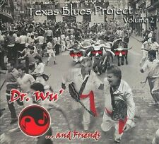 Texas Blues Project, Vol. 2 by Dr. Wu' (CD, 2010), New