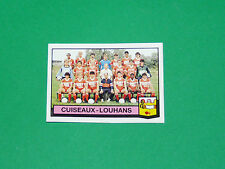 N°367 EQUIPE CUISEAUX-LOUHANS D2 PANINI FOOTBALL 88 1987-1988