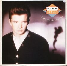 "RICK ASTLEY whenever you need somebody/just good friends PB 41567 uk 7"" PS EX/EX"