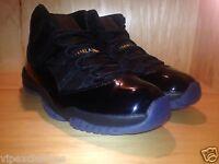Nike Air Jordan Retro 11 Gamma Blue Black Varsity Maize 378037-006 IN HAND