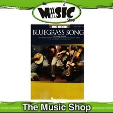 New The Big Book of Bluegrass Songs PVG Music Book - Piano Vocal Guitar