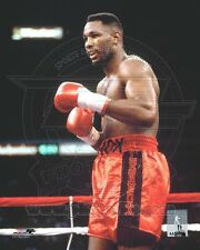 Heavyweight Champ Boxer LENNOX LEWIS Glossy 8x10 Photo Print Young Boxing Poster