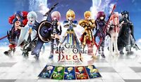 New Fate/Grand Order Duel collection figure Vol.1 BOX w/Bonus TYPE-MOON FGO