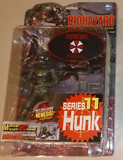 RESIDENT EVIL - BIOHAZARD HUNK - MOBY DICK SERIES 11 - 20CM - NEW