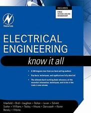 ELECTRICAL ENGINEERING - NEW PAPERBACK BOOK