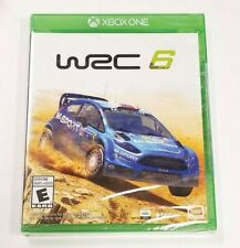 WRC 6 for Microsoft XBOX ONE